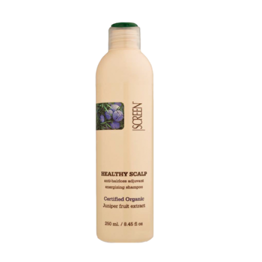 SCREEN 有機杜松果 賦活重生洗髮露 Anti-Hairloss Adjuvant Energizing Shampoo pH 5.00 250 ml